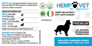 Hemp Dogs and Cats