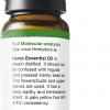 Hemp Essential Oil Back